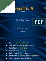 P Hepatitis A