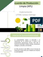 APL UTFSM Campus Santiago