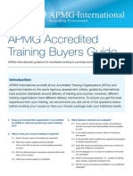 Candidate Buyers Guide