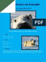 polar bears on parade