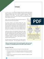ACT Strategic Public Transport Network Plan Executive Summary