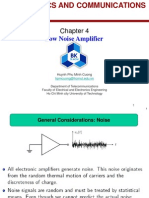 Chapter4 Low Noise Amplifiers