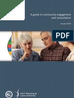 ACTPLA Community Engagement Guide