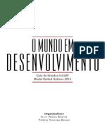 FAMUN O Mundo Em Desenvolvimento Guia de Estudos