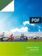 Canberra Airport Draft Master Plan 2009