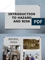 1 Introduction to Hazard and Risk