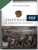 Conn Iggulden [Emperador - 3] El Campo de Espadas F_8
