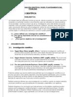 TRABAJO DE METODOLOGÍA SOBRE ENFOQUES DE LA INVESTIGACIÓN