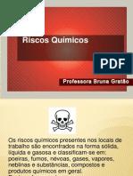 Riscos Químicos e Biológicos