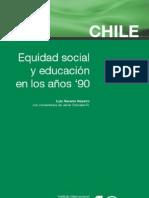 Equidad Social y Educacion