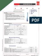 APX86-906516L-T6 - Data Sheet Ed 1