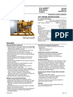 C15 Acert Spec Sheet