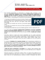 2 - Brancati dichiarazioni conclusive con tabella x Commisione sanità
