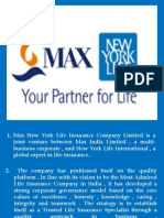 Max new york life insurance-saurabh arora