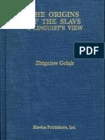 The origins of the Slavs