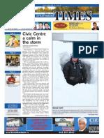 December 6, 2013 Strathmore Times