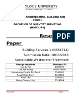 Building Services assignment