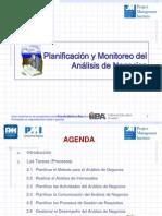 Planificación y Monitoreo diplomado CBAP Victor