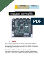 Compte Rendu FPGA