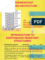 Introduction to Earthquake Resistant Structures
