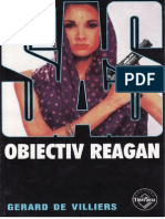 066. Gerard de Villiers - [SAS] - Obiectiv Reagan v.1.0