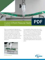3_4point Bend Flexural AppNote Nov11