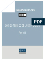 Cte Db Si6 Formacion
