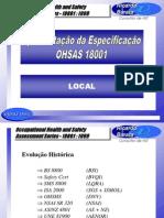Apresenta%E7ao Da OHSAS 18001