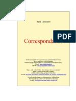 Descartes Correspondance
