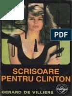 126. Gerard de Villiers - [SAS] - Scrisoare Pentru Clinton v.1.0