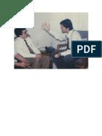 Prof. Syed Ahsanul Alam With Eminent Cardiac Surgeon Devi Shetty