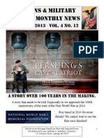 Veterans & Military Families Monthly News-December 2013