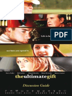 The Ultimate Gift - Faith Discussion Guide