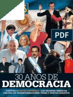 30 años de democracia, por Pacho O`Donnell