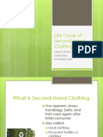 fcs 476 second-hand clothing presentation
