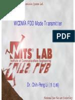 BBIC-1-WCDMAtransmitter