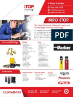 MRO Stop Industrial Supply Linecard