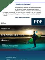 Final Webinar Lte 08282013