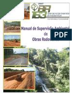 98353405 Manual de Supervisao Ambiental de Obras Rodoviarias