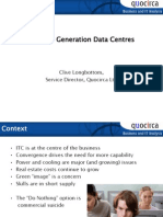 Next generation data centres