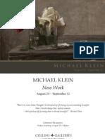 Michael Klein -Collins Galleries
