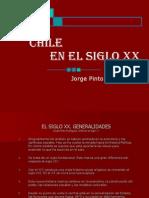 J. Pinto. Nuestro Sg. XX