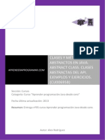 CU00695B clases abstractas java metodos abstract class api ejemplo ejercicio.pdf