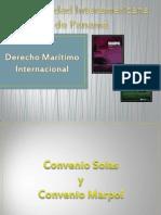 Derecho Maritimo Internacional Presentacion 3