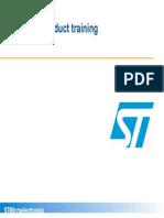 Stm8t141 Technical Pres