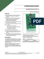 Db1580- Stm32f0discovery Kit