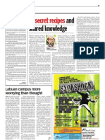 thesun 2009-08-20 page15 of secret recipes and shared knowledge