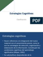 Estrategias Cognitivas 1