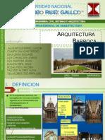 Historia de La Arquitectura II - Arquitectura Barroca (2)
