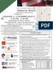 SF Taller de Ciudadanía Flyer Jan 2014